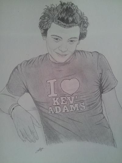 Kev Adams by MissMothe